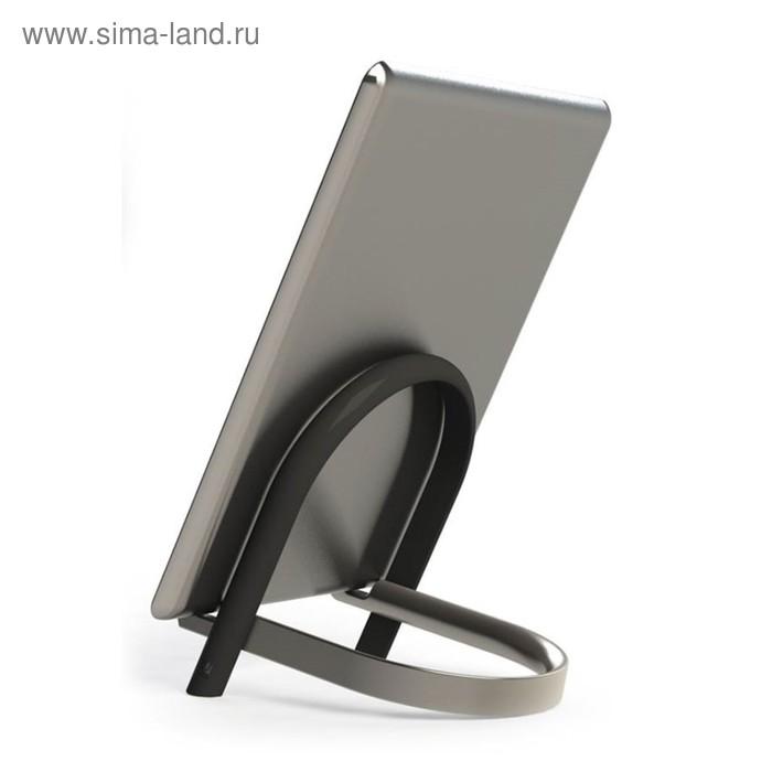 Подставка для планшета Udock, никель