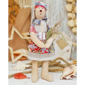 Набор для шитья текстильной игрушки «Зайка Руби»