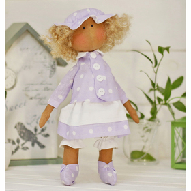 Набор для шитья текстильной игрушки «Крошка Сьюзи»