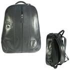Рюкзак молодёжный, 1 отдел на молнии, наружный карман, спинка-сетка, цвет чёрный
