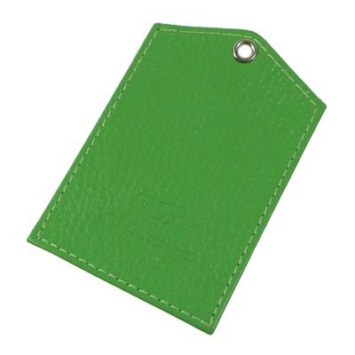 Футляр для карты, зеленый - Фото 1