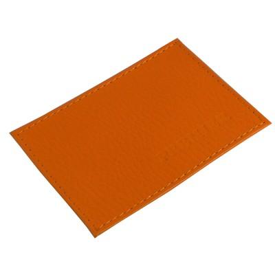 Футляр для карточек, цвет оранжевый - Фото 1