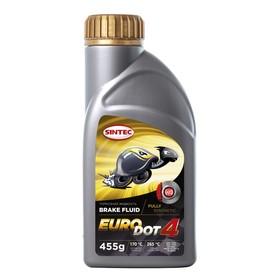 Тормозная жидкость SINTEC Euro Dot - 4, 455г Ош