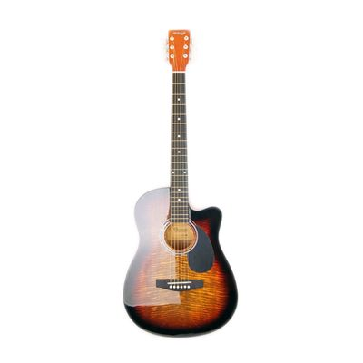 Акустическая гитара Homage LF-3800CT-SB - Фото 1
