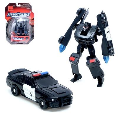 Робот «Полицейский»