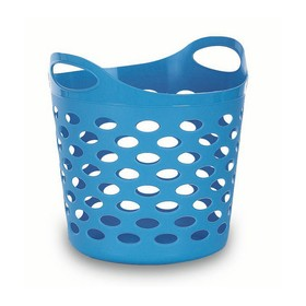 Корзина-сумка универсальная 32 л, цвет МИКС
