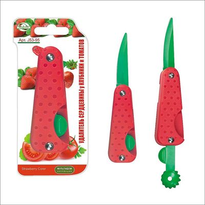 Удалитель сердцевины у клубники и томатов - Фото 1