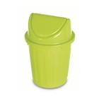 Контейнер для мусора настольный, 1,5 л, цвет МИКС