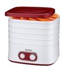 Сушилка для овощей и фруктов Marta MT-1945, 250 Вт, 5 ярусов, красная