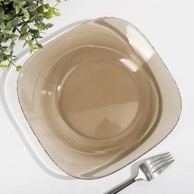 Тарелка «Уоркшоп Броунз», d=21,5 см