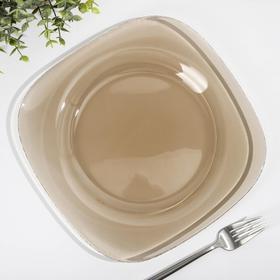Тарелка «Уоркшоп Броунз», d=26 см
