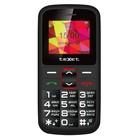 Сотовый телефон Texet TM-B217 Black Red