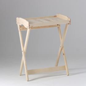 Столик сервировочный складной, 60×40×73см, из хвои Ош