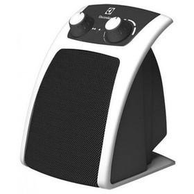 Тепловентилятор Electrolux EFH/C-5120, белый/черный