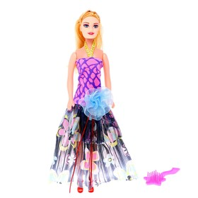 Кукла модель «Варя» с аксессуарами, МИКС Ош