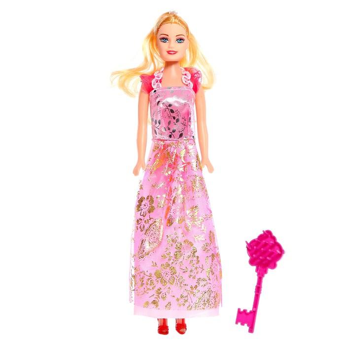 Кукла-модель Варя с аксессуарами, МИКС