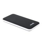 Внешний аккумулятор OXION Ultra Thin 10000 Li-pol OPB-1011 2USB 1A/2A, чёрный, пластик