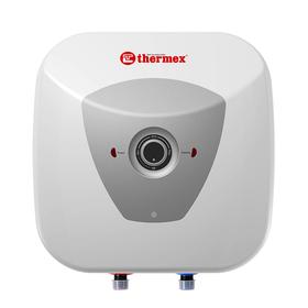 Водонагреватель Thermex H 10-O (pro), 10 л, накопительный, 1.5 кВт, установка над раковиной