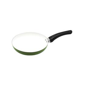 Сковорода Atlantis, цвет зелёный, d=20 см