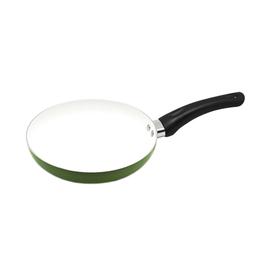 Сковорода Atlantis, цвет зелёный, d=24 см