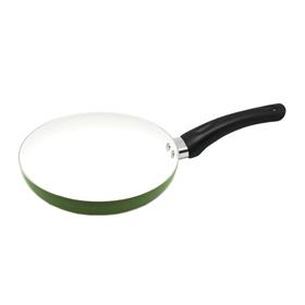 Сковорода Atlantis, цвет зелёный, d=26 см