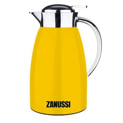 Кувшин-термос Zanussi, жёлтый, 1,5 л