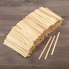 Палочка размешиватель деревянная, 140х6х1,3 мм - Фото 3
