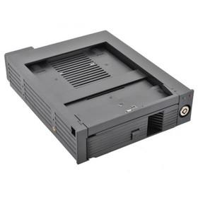 Сменный бокс для HDD AgeStar SMRP SATA II пластик черный 3.5' Ош