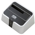 Док-станция для HDD AgeStar 3CBT2 SATA II пластик серебристый