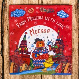 Зеркало в конверте «Москва» Ош