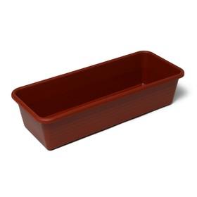 Ящик для рассады, 48 × 20 × 10 см, 8 л, МИКС