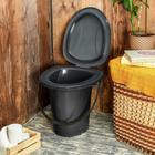Ведро-туалет, 18 л, цвет МИКС - Фото 7