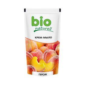 Жидкое мыло Bio Naturell «Персик», дой-пак, 500 мл