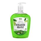 Жидкое мыло Bio Naturell «Зелёный чай», с дозатором, 1000 мл