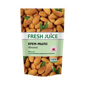 Жидкое мыло Fresh Juice «Миндаль», 460 мл