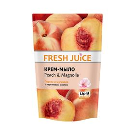 Жидкое мыло Fresh Juice «Персик магнолия», 460 мл