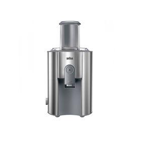 Соковыжималка Braun J 700, 1000 Вт, 1.25 л, серебристая