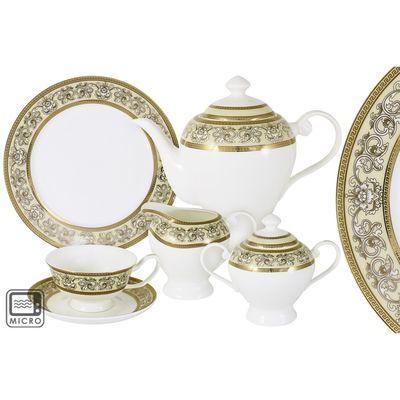 Чайный сервиз «Престиж», 21 предмет на 6 персон - Фото 1