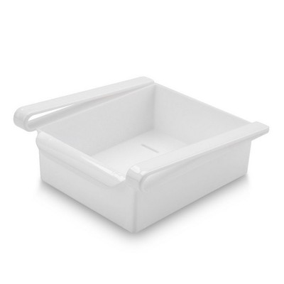 Контейнер для холодильника, цвет белый