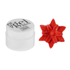 Гель для дизайна ногтей, 4D, трёхфазный, LED/UV, 8гр, цвет 003 красный