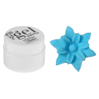 Гель для дизайна ногтей, 4D, трёхфазный, LED/UV, 8гр, цвет 013 голубой
