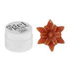Гель для дизайна ногтей, 4D, трёхфазный, LED/UV, 8гр, цвет 023 коричневый