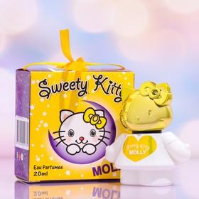 Душистая вода для девочек Sweety kitty, Molly, 20 мл Ош
