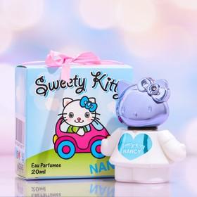 Душистая вода для девочек Sweety kitty, Nancy, 20 мл Ош