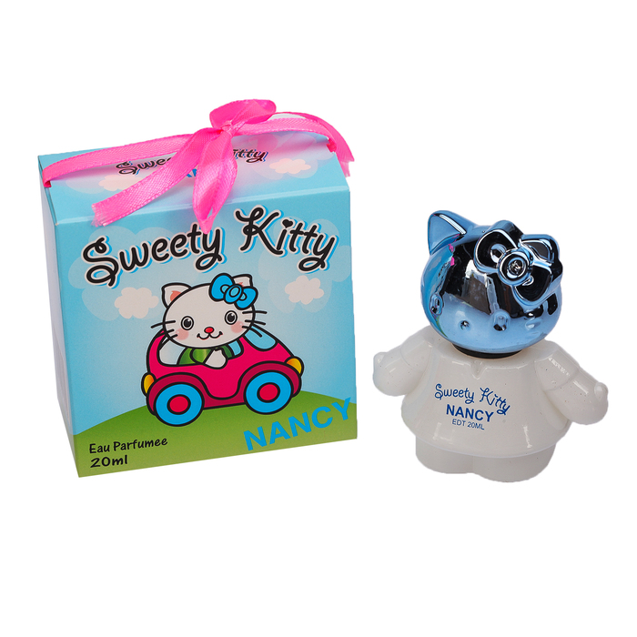 Душистая вода для девочек Sweety kitty, Nancy, 20 мл