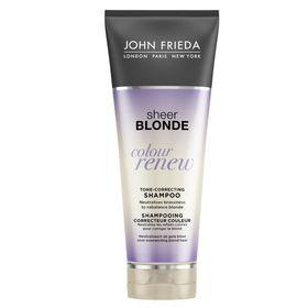 Шампунь Sheer Blonde Сolour Renew, для восстановления и поддержания оттенка осветлённых волос, 250 мл