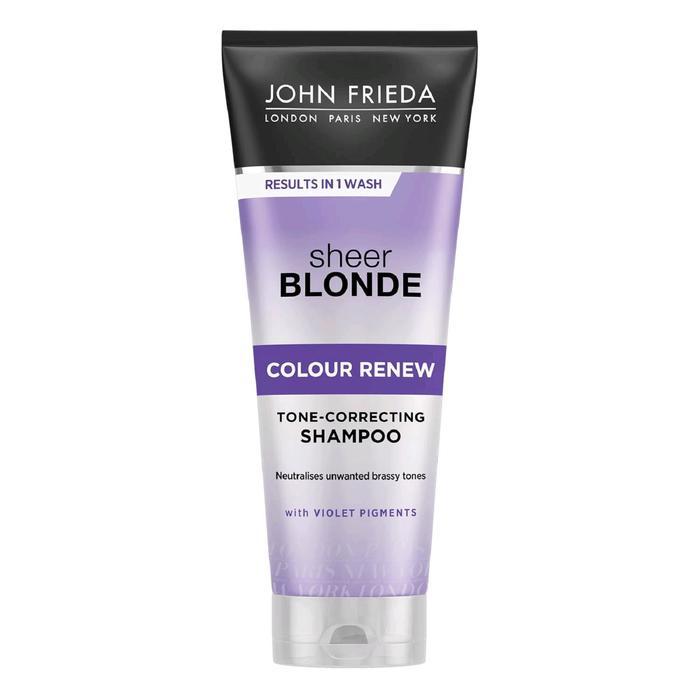 Кондиционер для волос Sheer Blonde Сolour Renew для восстановления и поддержания оттенка осветлённых волос, 250 мл
