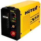 Сварочный аппарат инверторный Huter R-250, ток 10-250 А, 220 В