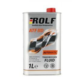 Трансмиссионное масло Rolf ATF II D Dexron, 1 л Ош