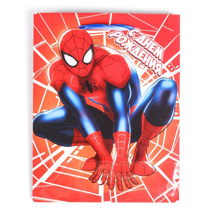 открытки на день рождения человека паука было уже тридцать